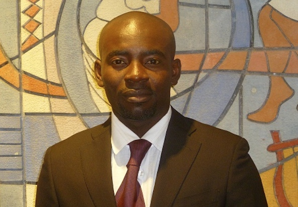 Romial Kenmogne - President of the International Students Association in Cyprus