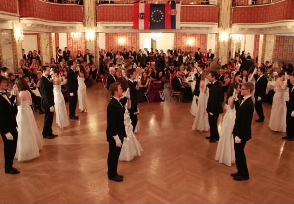 Svetosavski bal 2012
