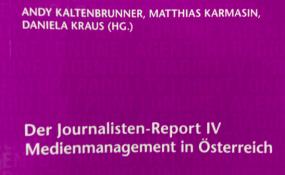 Cover der Ausgabe Journalisten-Report IV