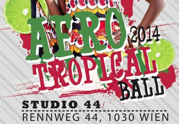 Afro Tropical Ball 2014