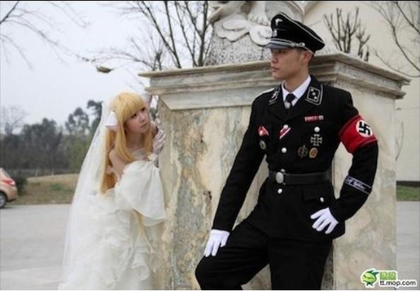 China-Jugend-Hitler