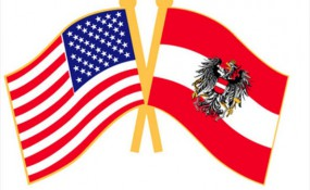 Symbol picture - FLAG-US-AUSTRIA
