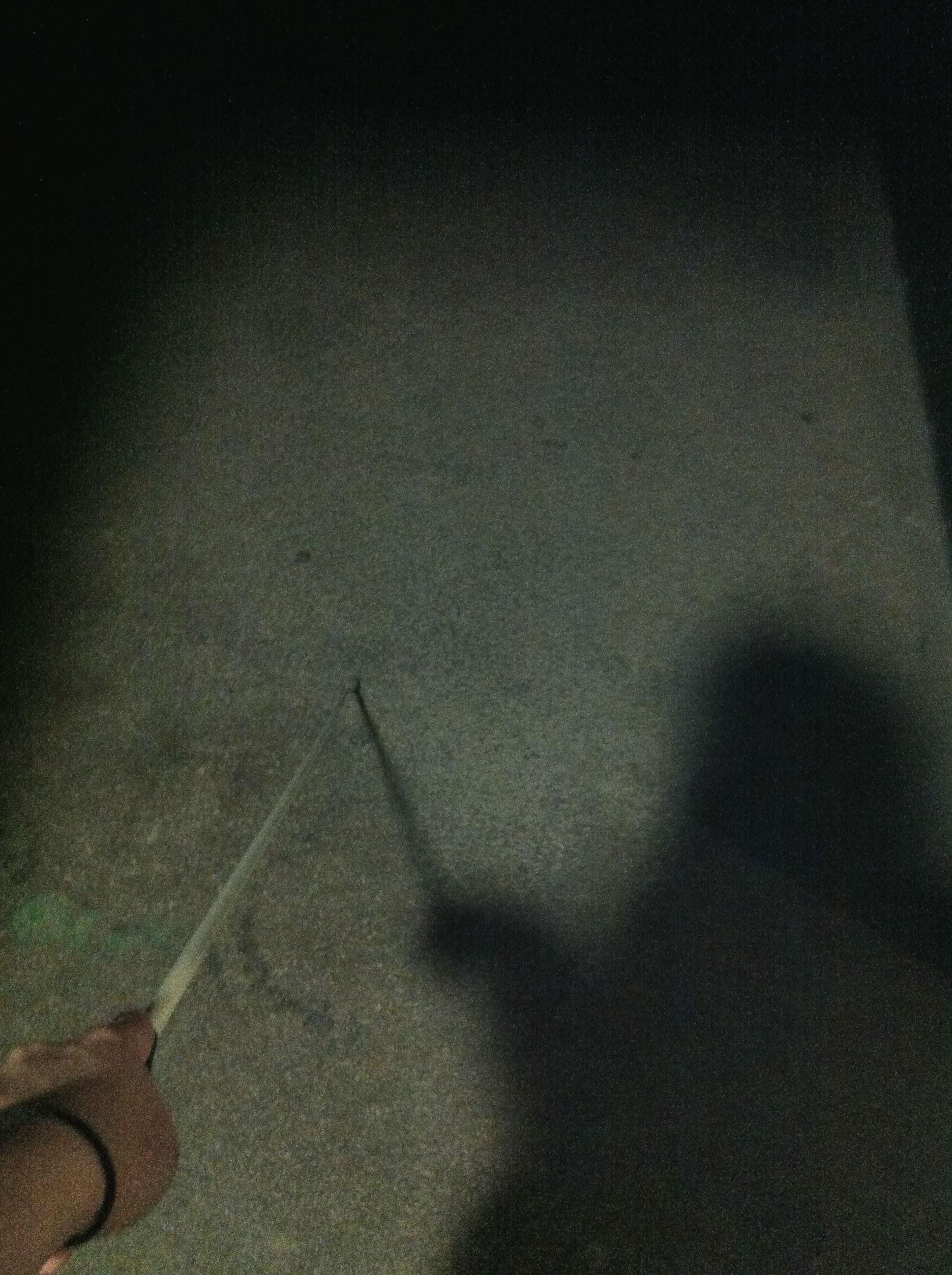 Hinein in die Dunkelheit