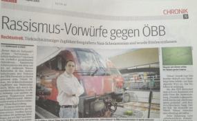 © Auszug KURIER vom 15. August 2013
