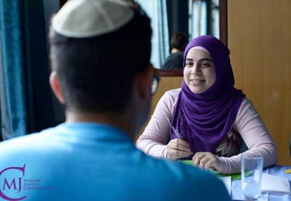 muslim jewish conference by Daniel Shaker
