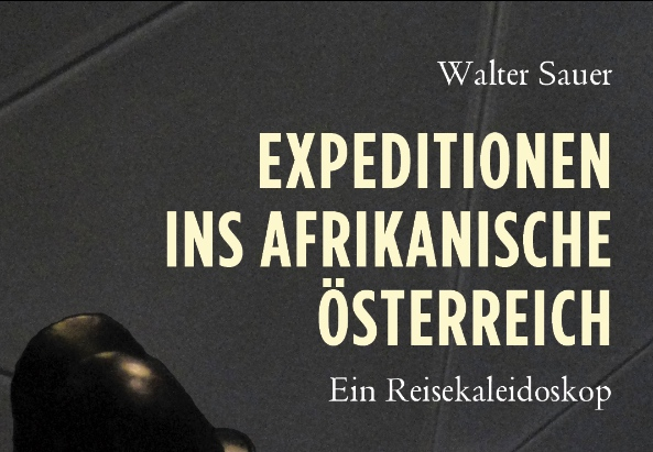 Walter Sauer Buch Cover ©mandelbaum