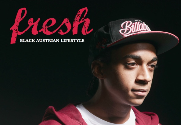 fresh Cover Nummer 2 - Dominik Hufnagl - ©PHILIPP HORAK