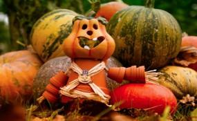 Halloween Pumpkin Man ©Thomas - https://www.flickr.com/photos/_-o-_/