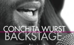 Cover Conchita Wurst - Backstage ©edition innsalz