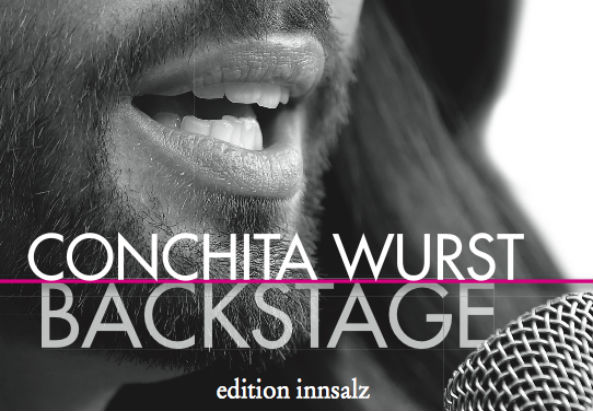 Cover Conchita Wurst - Backstage ©edition innsalz