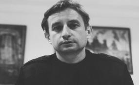 Ukrainisch Schriftsteller Sergiy Zhadan