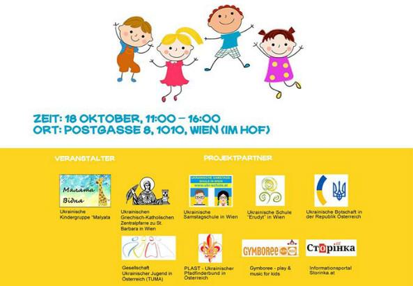ukrainische Kinderfest